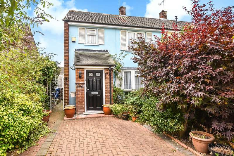 3 Bedrooms End Of Terrace House for sale in Northumbria Road, Maidenhead, Berkshire, SL6