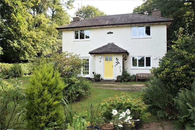 3 Bedrooms Detached House for sale in CA19 1UT Santon, HOLMROOK, Cumbria