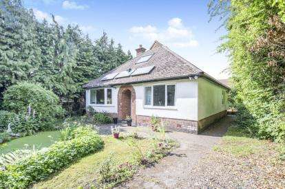 3 Bedrooms Bungalow for sale in Leicester Road, Field Head, Markfield, Leicestershire