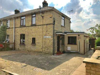 3 Bedrooms House for sale in Monks Cottages, Hunts End, Buckden, St. Neots