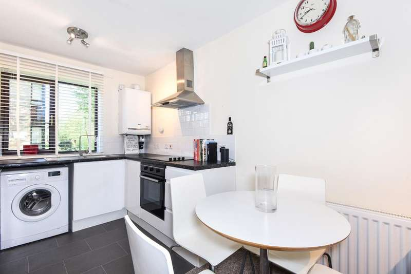 1 Bedroom Flat for sale in St Pauls Court, Reading, RG1