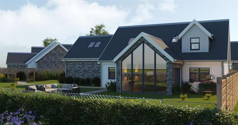 4 Bedrooms Detached House for sale in Meadowbank Gardens, Wellbank, Monifieth, Broughty Ferry, Dundee