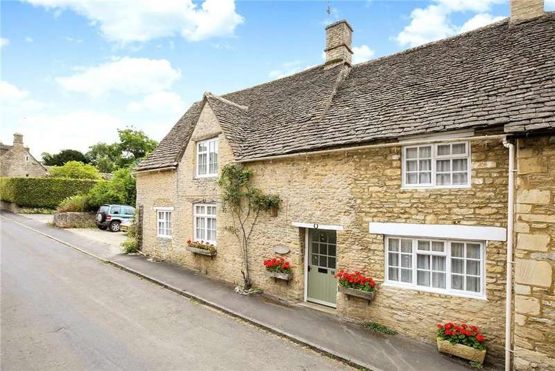 3 Bedrooms Semi Detached House for sale in Main Street, Coln St. Aldwyns, Cirencester, GL7