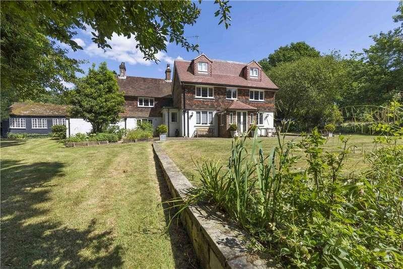 8 Bedrooms Detached House for sale in Friday Street, Rusper, Horsham, West Sussex, RH12