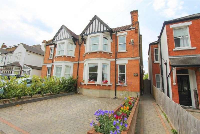 4 Bedrooms Semi Detached House for sale in Blenheim Gardens, Wallington