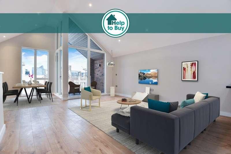 3 Bedrooms Flat for sale in Sydenham Road Sydenham SE26