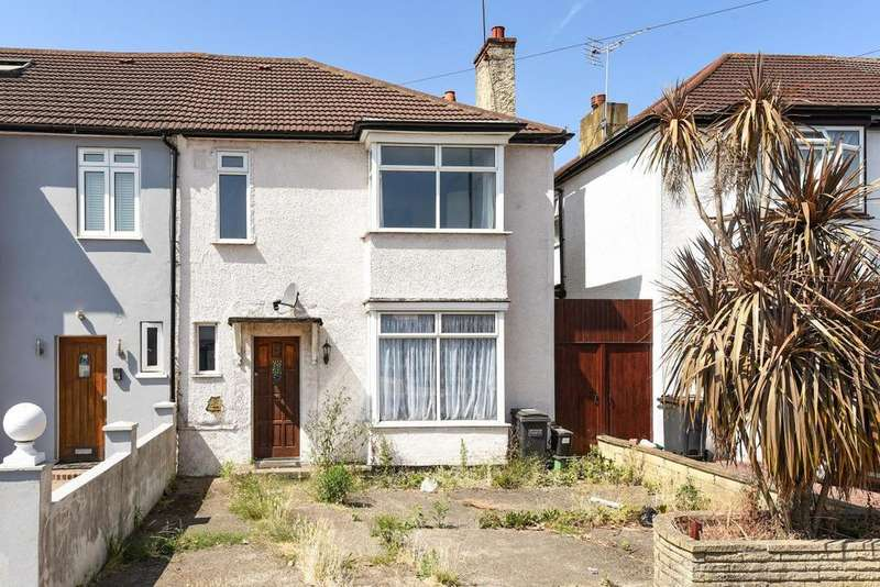 4 Bedrooms Semi Detached House for sale in Ingram Road, Thornton Heath