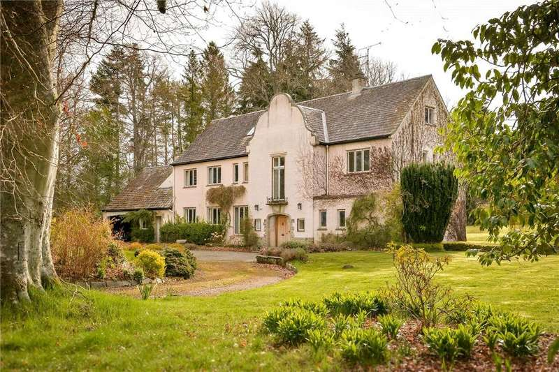 12 Bedrooms Detached House for sale in Ballindoun House, Gate Lodge Land, Beauly, Inverness-Shire, IV4