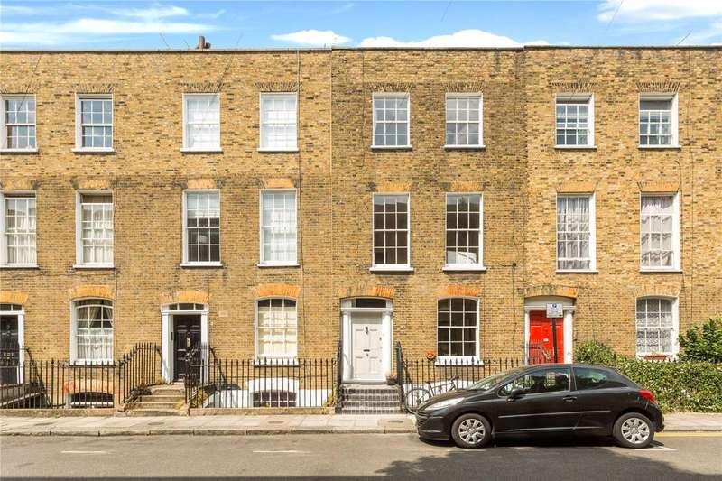 4 Bedrooms Terraced House for sale in Barford Street, Islington, London