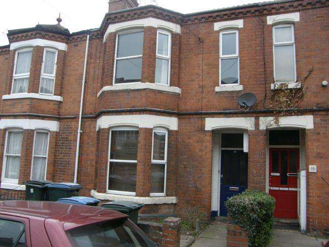 6 Bedrooms Terraced House for sale in 13b Meriden Street, Coundon, Coventry, CV1 4DL