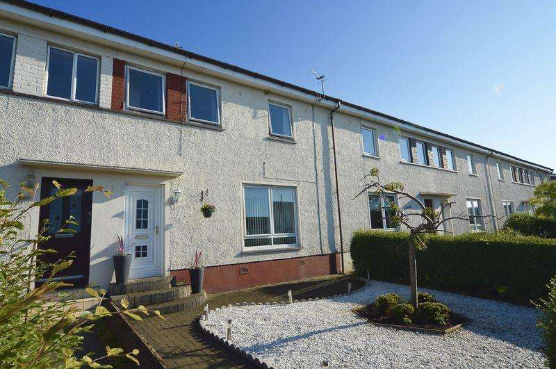 3 Bedrooms Terraced House for sale in Fail Avenue, Tarbolton