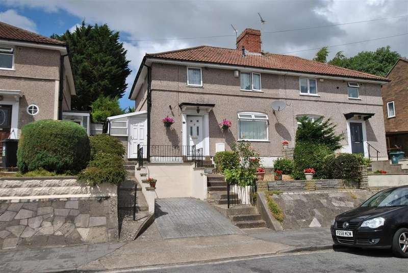 3 Bedrooms Semi Detached House for sale in Ponsford Road, Bristol