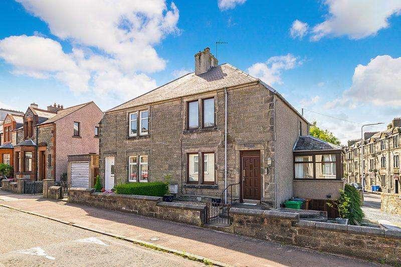 2 Bedrooms Semi Detached House for sale in 27 South Dewar Street, Dunfermline, Fife, KY12 8AR