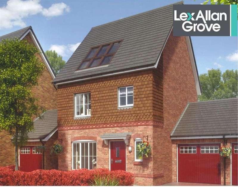 4 Bedrooms Detached House for sale in Regis Park, Doulton Road, Cradley Heath