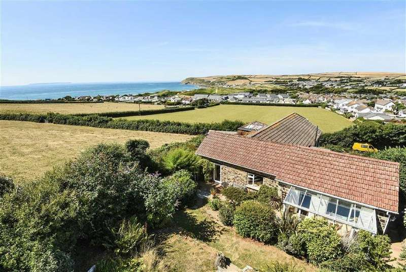 4 Bedrooms Detached House for sale in Withywell Lane, Croyde, Braunton, Devon, EX33