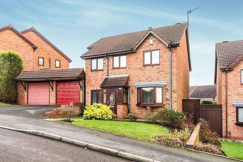 4 Bedrooms Detached House for sale in Terrace Street, Rowley Regis, B65