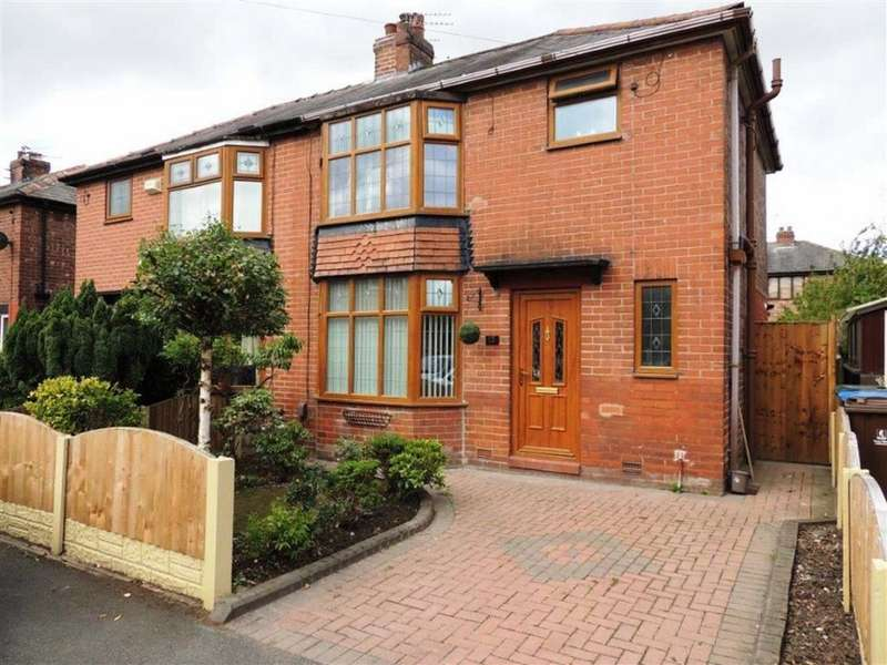3 Bedrooms Semi Detached House for sale in Thackeray Grove, Droylsden, Manchester