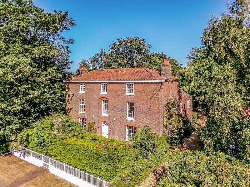 6 Bedrooms Unique Property for sale in Gooseberry Hill, Swanton Morley, Dereham, Norfolk, NR20