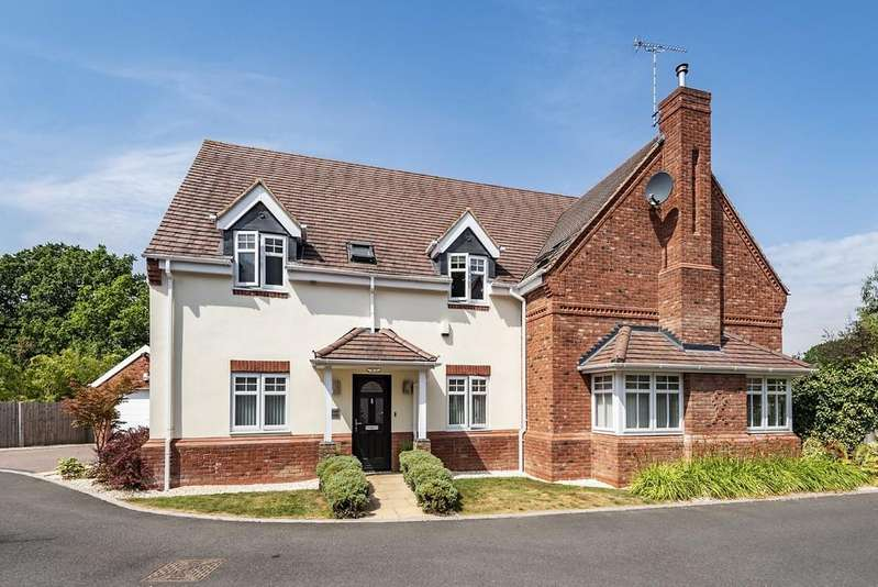 6 Bedrooms Detached House for sale in Birchy Leasowes Lane, Solihull