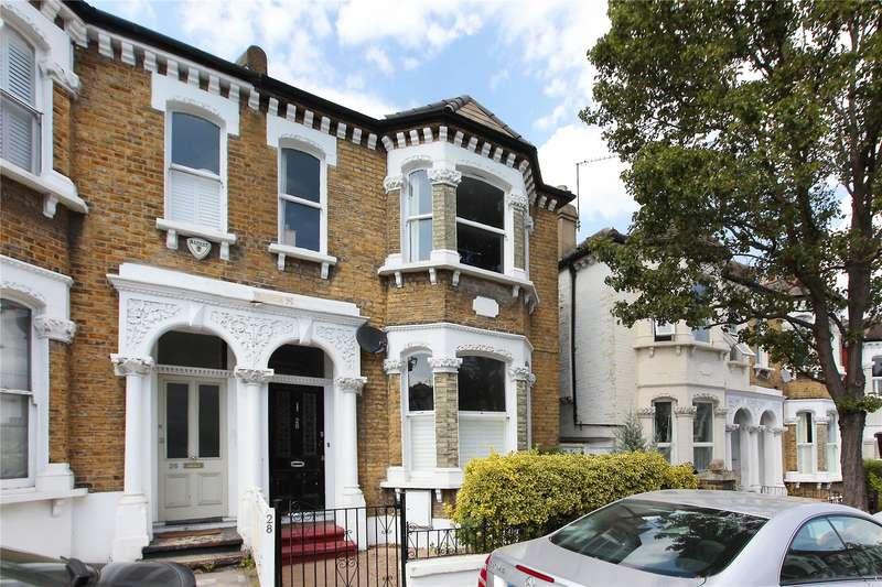 3 Bedrooms Flat for sale in Broomwood Road, Battersea, London, SW11
