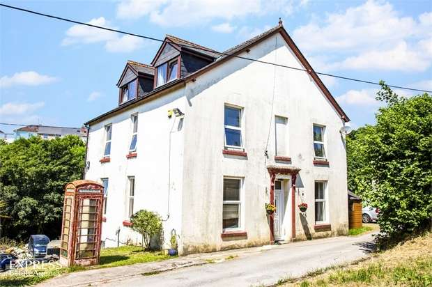 5 Bedrooms Detached House for sale in Wallingford Road, Kingsbridge, Devon