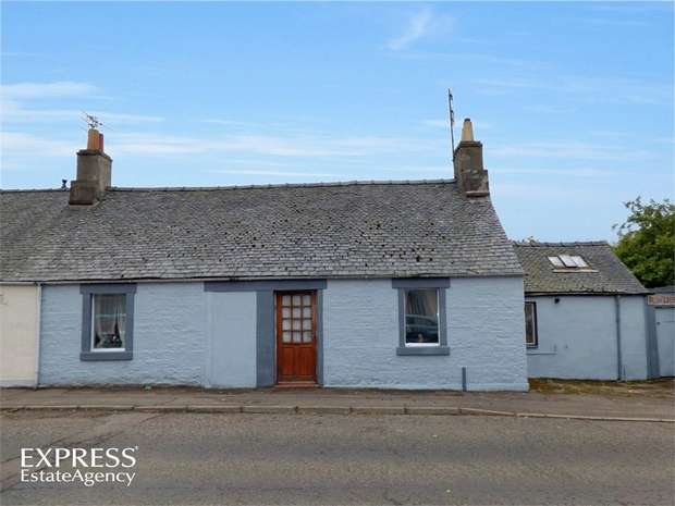 4 Bedrooms Semi Detached Bungalow for sale in Liff Road, Dundee