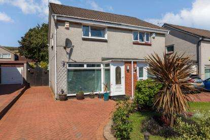 2 Bedrooms Semi Detached House for sale in Russell Road, Clydebank