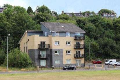 2 Bedrooms Flat for sale in Corbiehall, Bo'ness