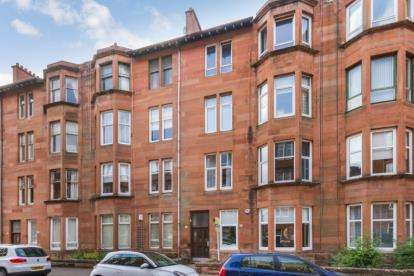 2 Bedrooms Flat for sale in Cartvale Road, Glasgow