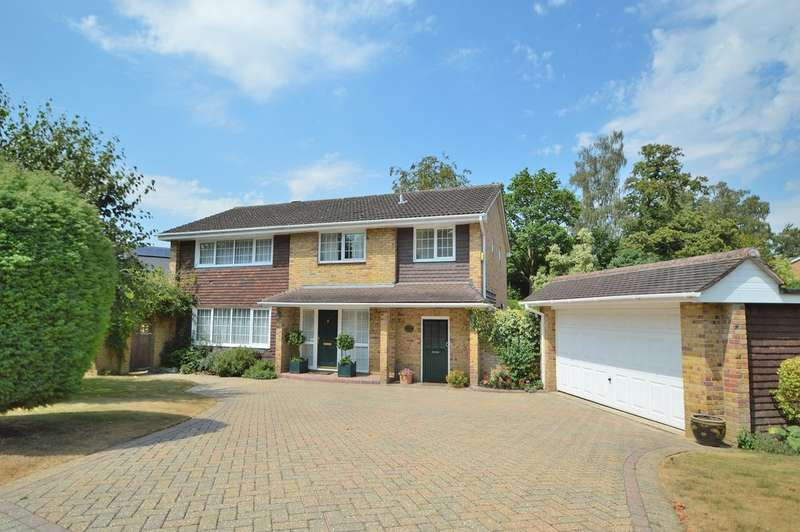 4 Bedrooms Detached House for sale in Thornbury Wood, Chandler's Ford