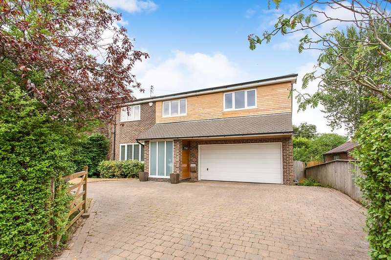 4 Bedrooms Detached House for sale in Birtles Road, Macclesfield, SK10