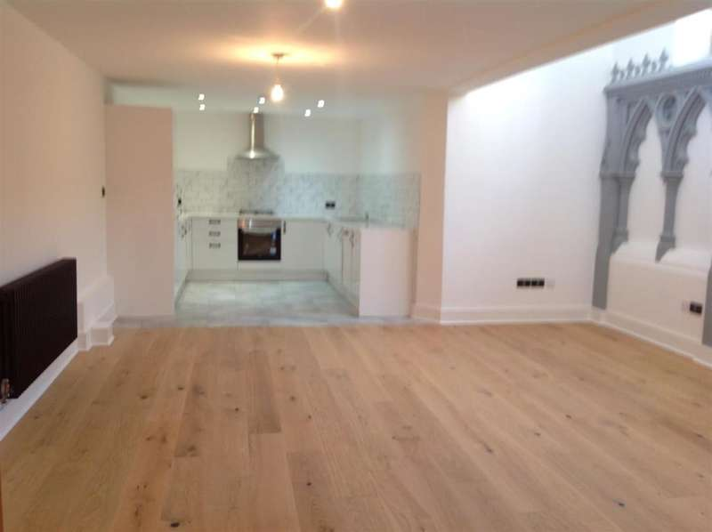 2 Bedrooms Apartment Flat for sale in Admiral Street, Liverpool