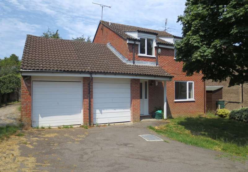4 Bedrooms Detached House for sale in Cesson Close, Chipping Sodbury, BS37