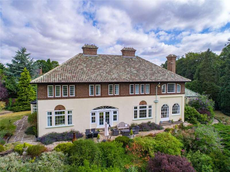 5 Bedrooms Detached House for sale in Scotton Orchards, Lands Lane, Knaresborough, North Yorkshire