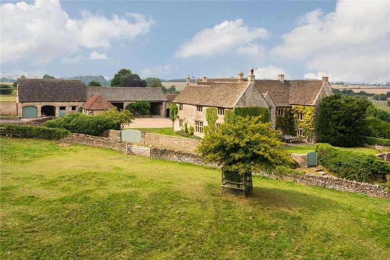 6 Bedrooms Detached House for sale in West Kington, Chippenham, Wiltshire