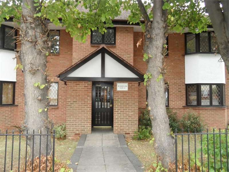 2 Bedrooms Flat for sale in Links Court, 115 Green Lane, New Eltham, London
