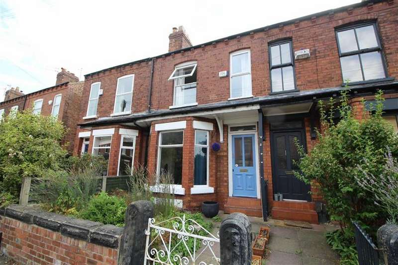 2 Bedrooms Terraced House for sale in Brookfield Avenue, Chorlton