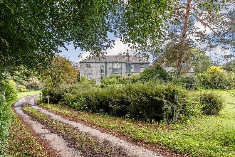 10 Bedrooms Detached House for sale in Rumleigh, Bere Alston, Yelverton, Devon
