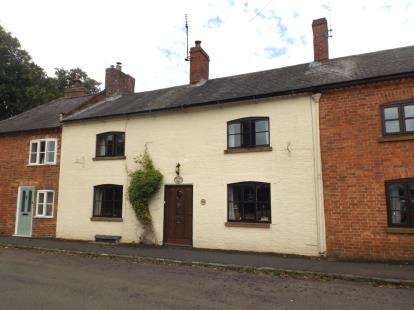 3 Bedrooms Terraced House for sale in West End, Welford, Northampton, Northamptonshire
