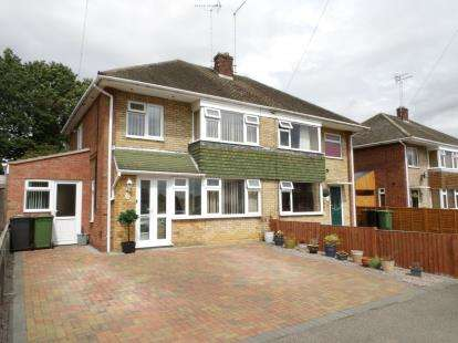 3 Bedrooms Semi Detached House for sale in Coventry Close, Peterborough, Cambridgeshire