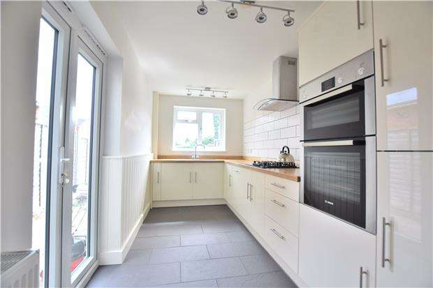 2 Bedrooms Terraced House for sale in Sydenham Terrace, GLOUCESTER, GL1 5EA