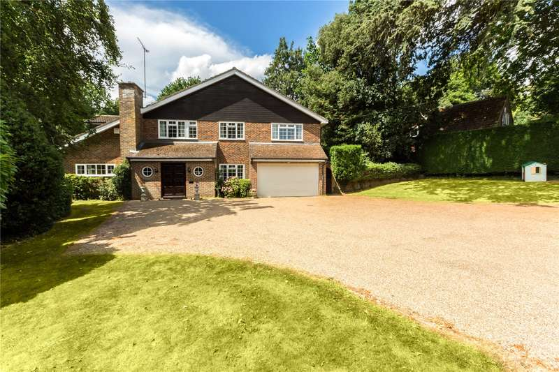 5 Bedrooms Detached House for sale in Startins Lane, Cookham Dean, Maidenhead, Berkshire, SL6