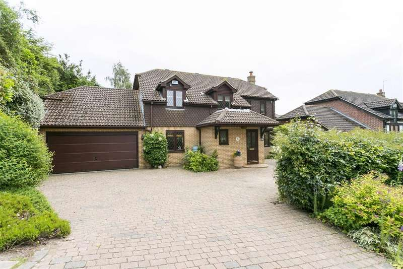 5 Bedrooms Detached House for sale in Priory Lane, Eynsford, Eynsford