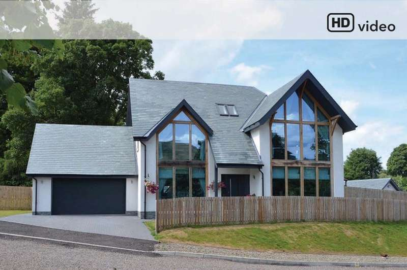 4 Bedrooms Detached House for sale in Hainings Wynd, Abington, South Lanarkshire, ML12 6ZL