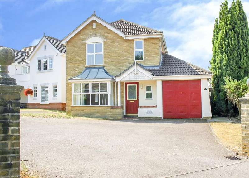 4 Bedrooms Detached House for sale in Langdale Drive, Ascot, Berkshire, SL5