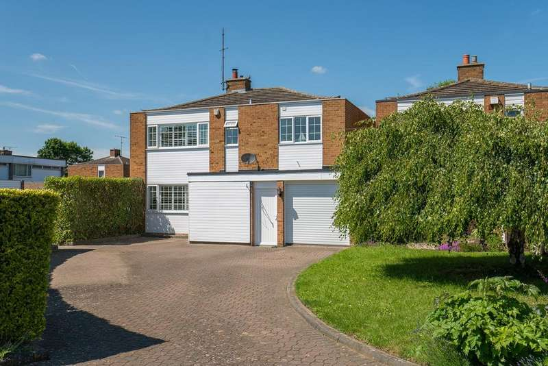 4 Bedrooms Detached House for sale in Elm Close, Henlow, SG16