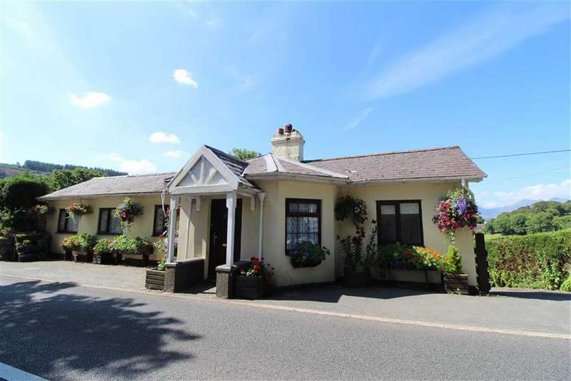 3 Bedrooms Detached House for sale in Tyn Lon, Capel Curig