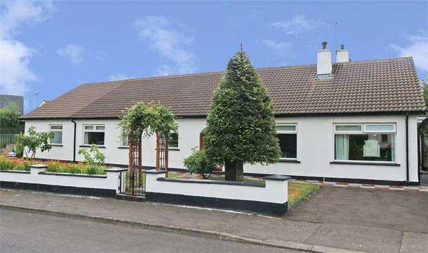 6 Bedrooms Detached Bungalow for sale in Wattstown Crescent, Coleraine, County Londonderry