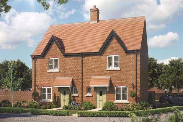 2 Bedrooms Terraced House for sale in Woodhurst Park, Warfield, Berkshire