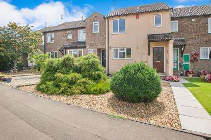 3 Bedrooms Terraced House for sale in Buckingham Drive, Stoke Gifford, Bristol, South Gloucestershire
